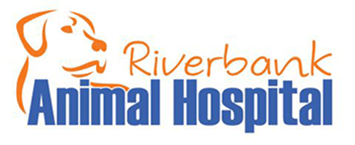 Riverbank Animal Hospital Retina Logo
