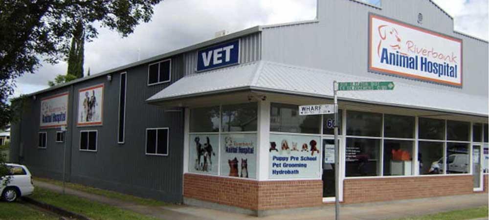 Riverbank Animal Hospital